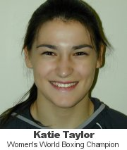 Katie Taylor, Women's World Boxing Champion: